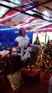 サンタクロースの写真