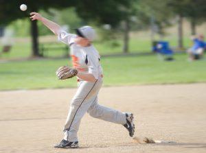 野球風景、投手
