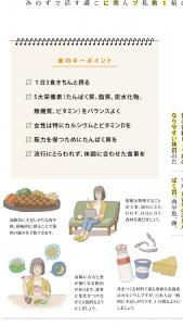 食べ物の注意点